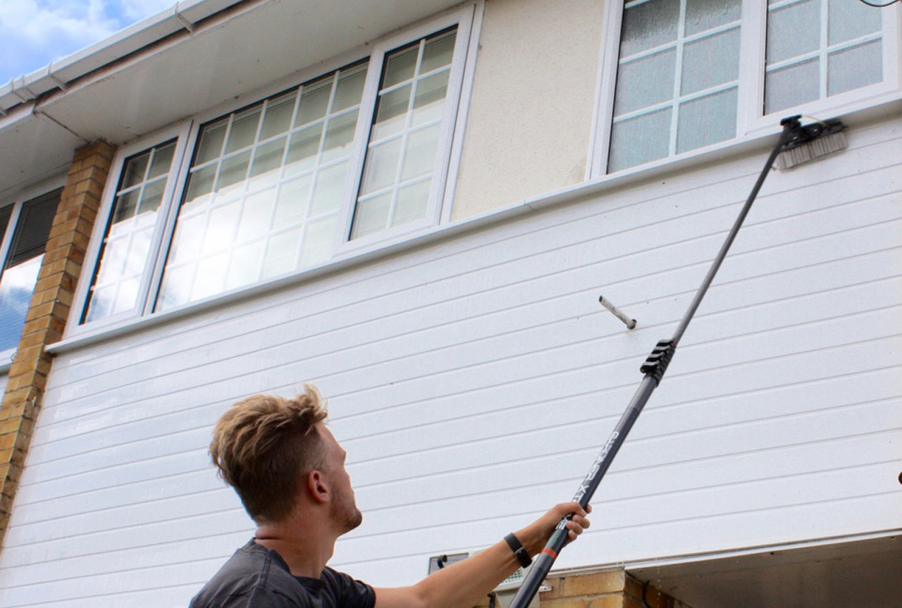 Cladding and Softi Cleaning